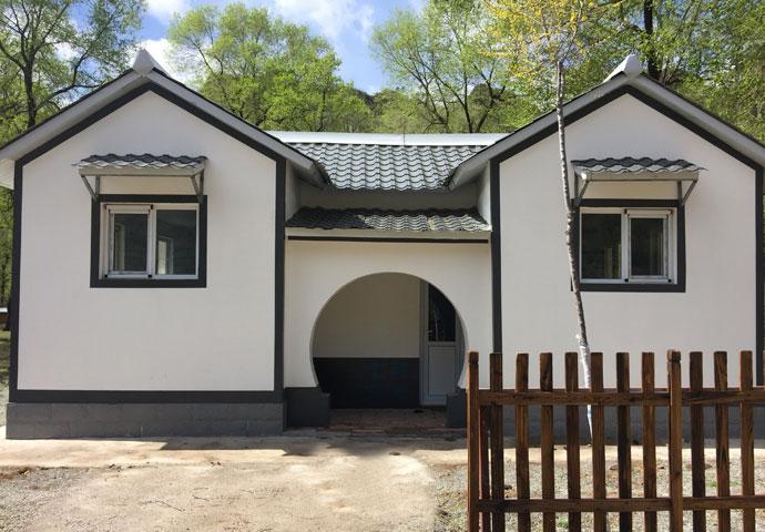 农村厕所改造项目