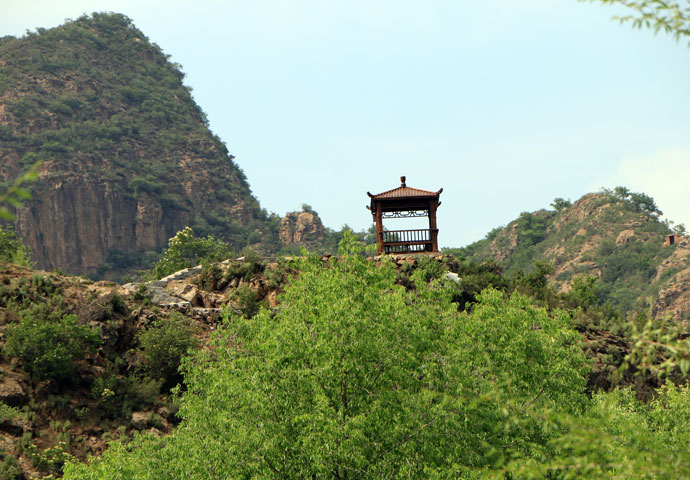承德景秀园林长胜堡省级森林公园